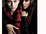 """Burberry svela la nuova campagna per l'inverno 2011 - """"© Copyright Burberry/Testino"""""""