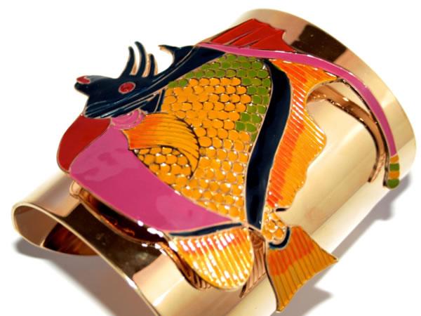 Il mondo dei pesci e dell'acqua è alla base della collezione Coliac per il prossimo autunno inverno 2011-2012.