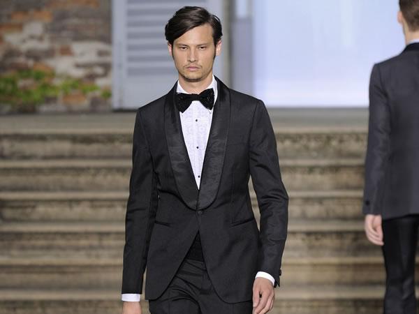 roberto cavalli - sfilate milano moda uomo - p/e 2012