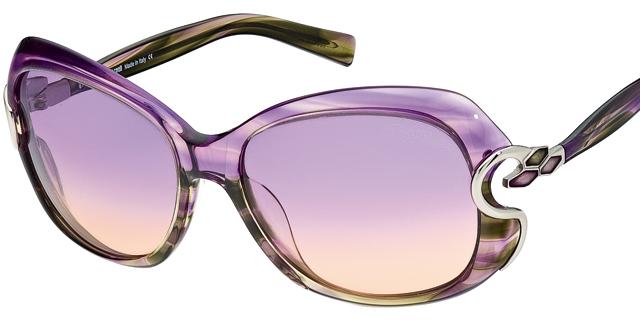 occhiali da sole Roberto Cavalli - primavera estate 2012