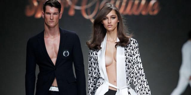 Dirk Bikkembergs - primavera estate 2012 - milano moda uomo