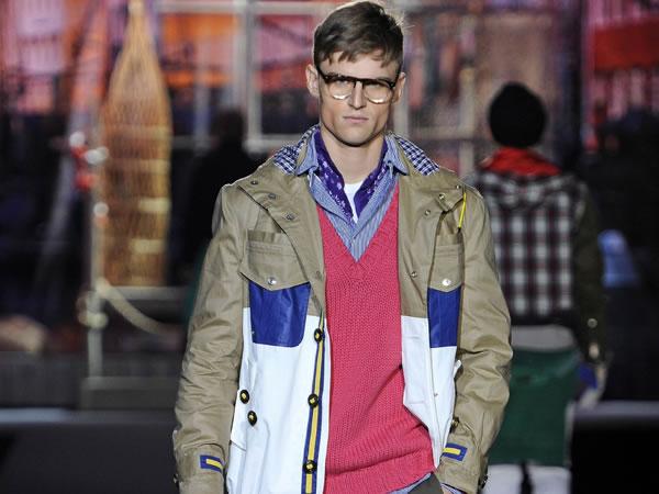 scandinavia - sfilata milano moda uomo - dsquared2