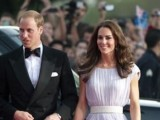 "Il Duca e la Duchessa di Cambridge William e Kate al gala ""BAFTA - Brits to Watch"""