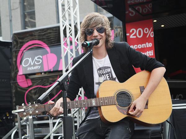 OVS industry lancia il Summer Tour 2011 con i Sonohra