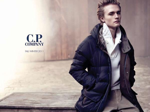 C.P. Company autunno-inverno 2011.