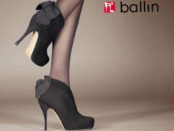 La campagna autunno inverno 2011/12, la donna Ballin