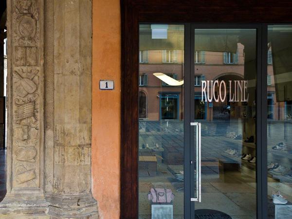 Ruco Line apre il monomarca nel 'salotto dei bolognesi'