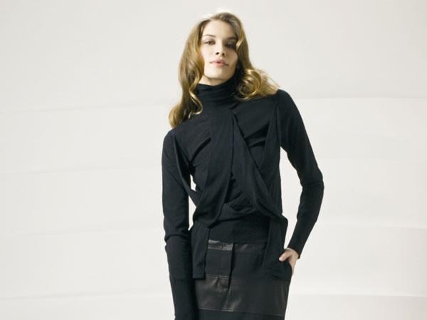 Lo stile minimal chic di ALV per l'inverno 2011/12
