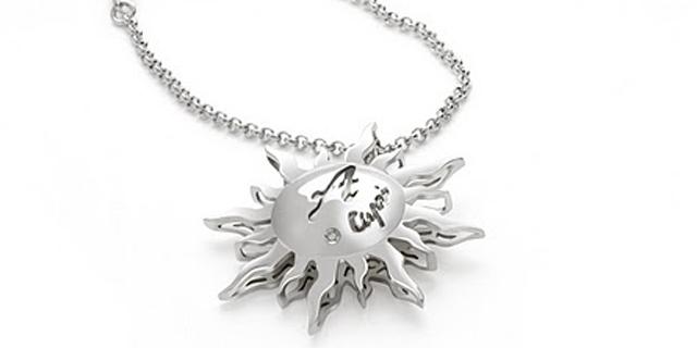 """La collezione """"sunsation 925"""" di Nardelli gioielli esalta il sole"""