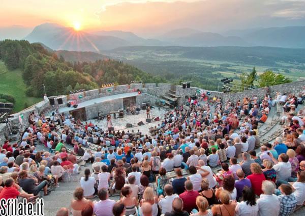 La Regione di Villach, a pochi chilometri da Tarvisio, è ormai pronta per la 14esima edizione della European Bike Week