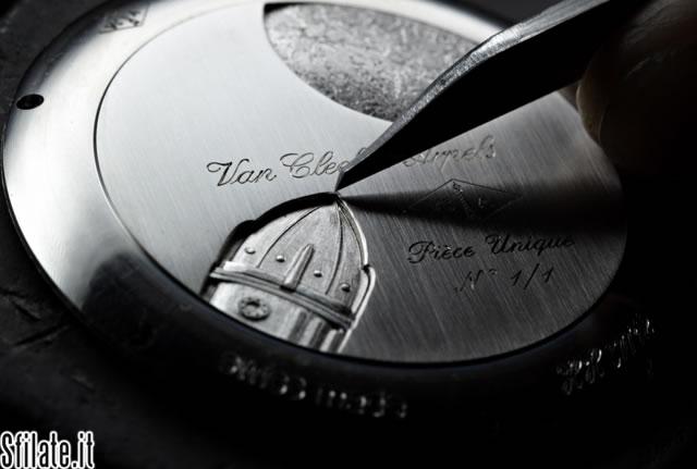 Van Cleef & Arpels partecipa all'asta benefica 'Only Watch'