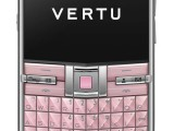 Vertu - Constellation Quest Pink.