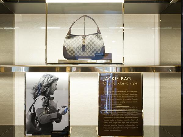 Gucci porta 'Jackie Special Display' a Forte dei Marmi