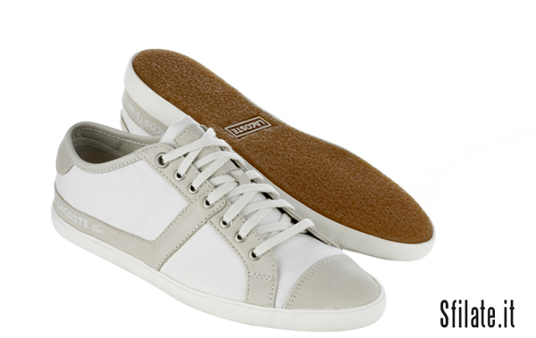 Lacoste Chaussures lancia la sneaker golf style