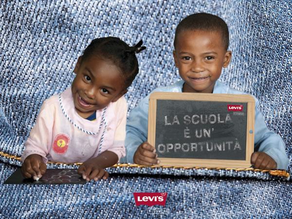 Levi's Kidswear si impegna per i bambini in Madagascar