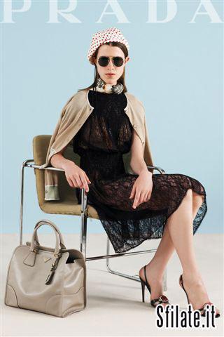 Prada lancia la collezione Resort 2012 (foto 22)