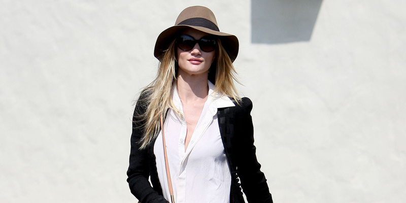 Transformers: Rosie Huntington-Whiteley prestata al cinema