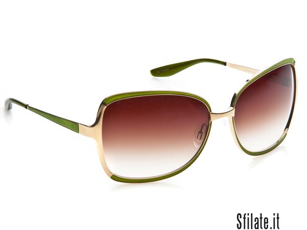l'occhiale modello Serene by Barton Perreira (Baumvision)