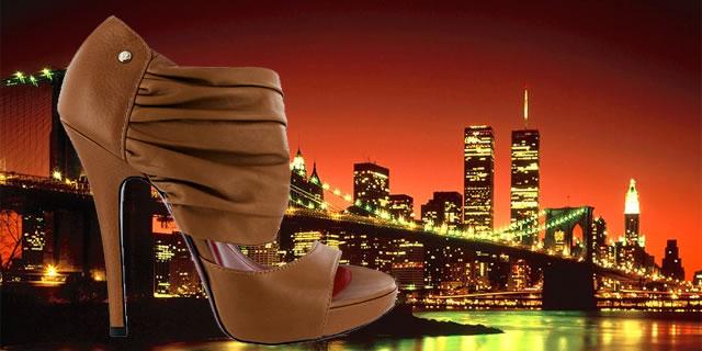 Le scarpe Italiane al FFANY di New York