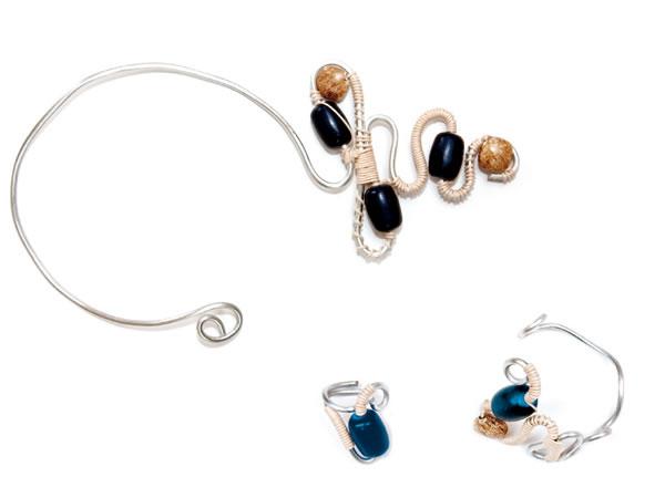 TAHM: Nathalie Altomonte e Manuela Ribet creano bijoux per donne fashion, che amano indossare accessori esclusivi,