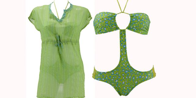 Colori e Fantasia per i Costumi di Roberta - primavera estate 2011