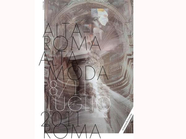 Giunta alla XIX edizione, AltaRomAltaModa si terrà dal 8 al 11 Luglio 2011 nel Complesso Monumentale S. Spirito in Sassia.