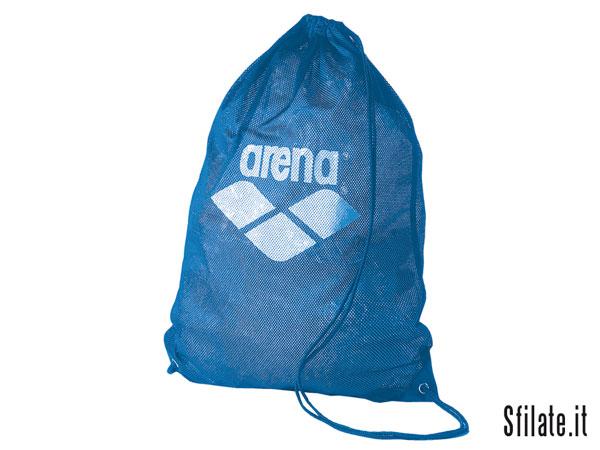 Lo zaino Arena pool Mesh bag
