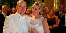 Brindisi Matrimonio: per Alberto e Charlene è un cuvée Perrier-Jouët Belle Epoque 2002