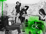 Calvin Klein Underwear Presenta la Campagna Pubblicitaria Mondiale Autunno/Inverno 2011 con Lara STONE