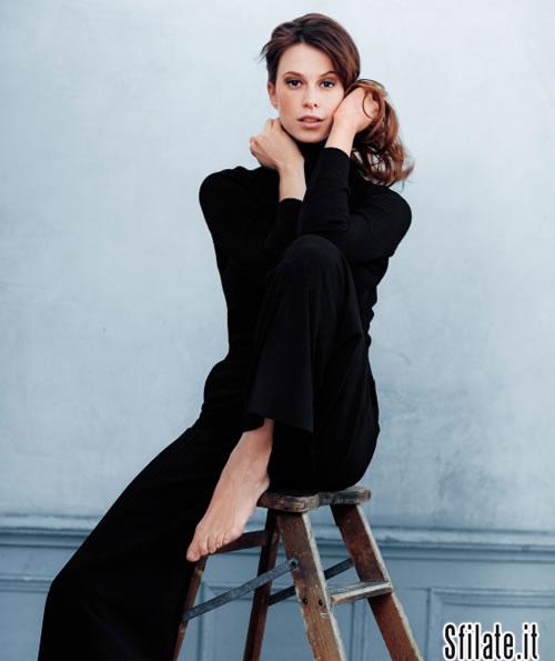 Gant ha scelto Elettra Rossellini Wiedemann come testimonial