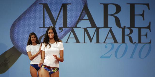 MARE D'AMARE 2011: BEACHWEAR R-EVOLUTION