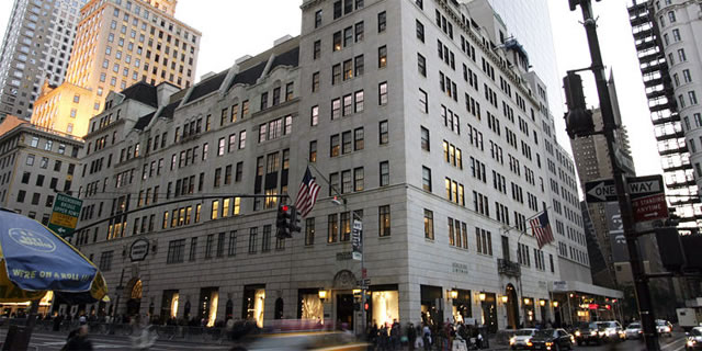 lo store Bergdorf Goodman a New York