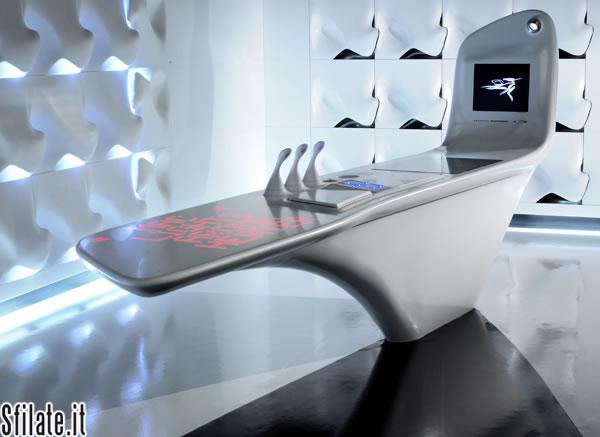 progetto Z.Island di Zaha Hadid e la tecnologia Samsung UMI