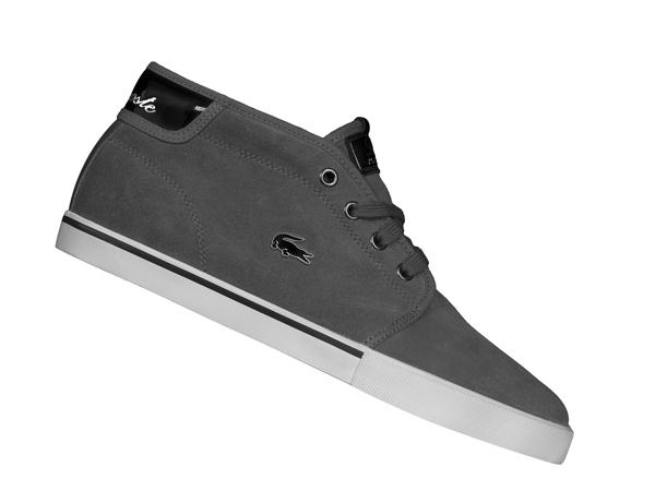 Platinum...le sneaker Lacoste