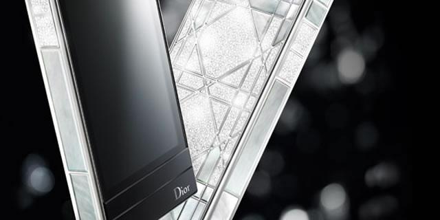 DiorPhone...lusso puro per il cellulare Dior