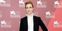 "Evan Rachel Wood ha scelto di indossare Dolce&Gabbana al photocall di ""The Ides of March"" durante il 68° Festival Internazionale del Cinema di Venezia a Palazzo del Casino"