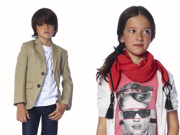 Boss Bambini...un classico chic - p/e 2012