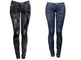 Il jeans diventa 'Vintage di lusso' per LEROCK