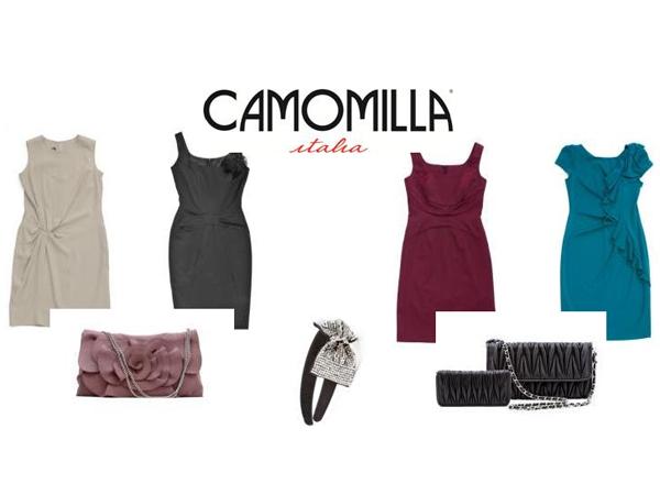 Camomilla Italia ha creato una linea estremamente femminile per la collezione Autunno/Inverno 2011-12.