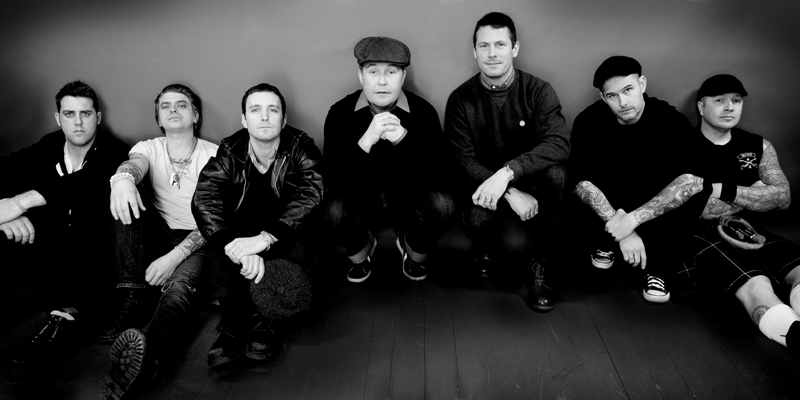 Dropkick Murphys - I veterani del Punk di Boston tornano 'live' in California