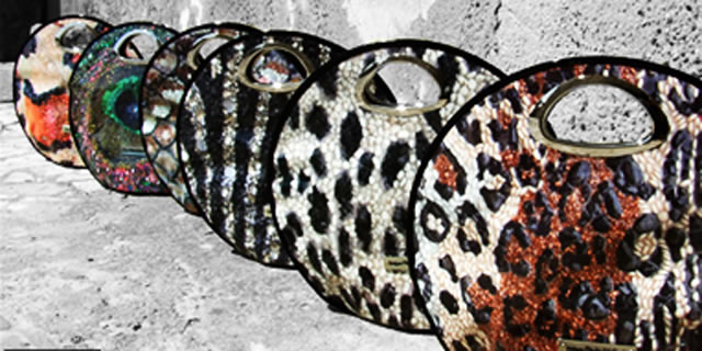 """Le borse incontrano l'arte ed il design nella nuova collezione """"Bag Animals"""" dell'art designer Paola Di Serio"""