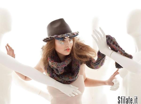 Cappelli - Autunno/Inverno 2011/12 - Alessandra Zanaria