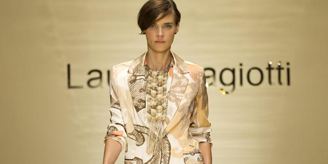 Laura Biagiotti - p/e 2012