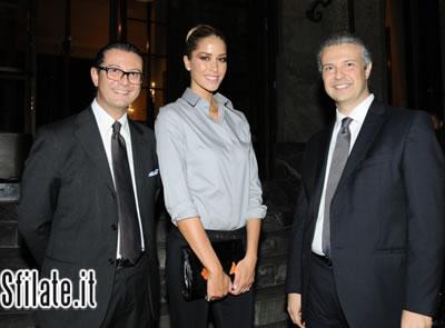 Fabio Candido_Elena Santarelli_Jean Paul Baroni_Sergio Candido