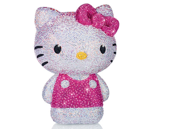 Il fiocchetto rosa di Hello Kitty invade Facebook