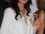 """All'attrice indiana Preity Zinta è stato consegnato il premio """"World Diamond Group Platino Award per l'amicizia tra i popoli"""""""