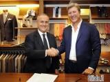 La Lazio veste Boggi