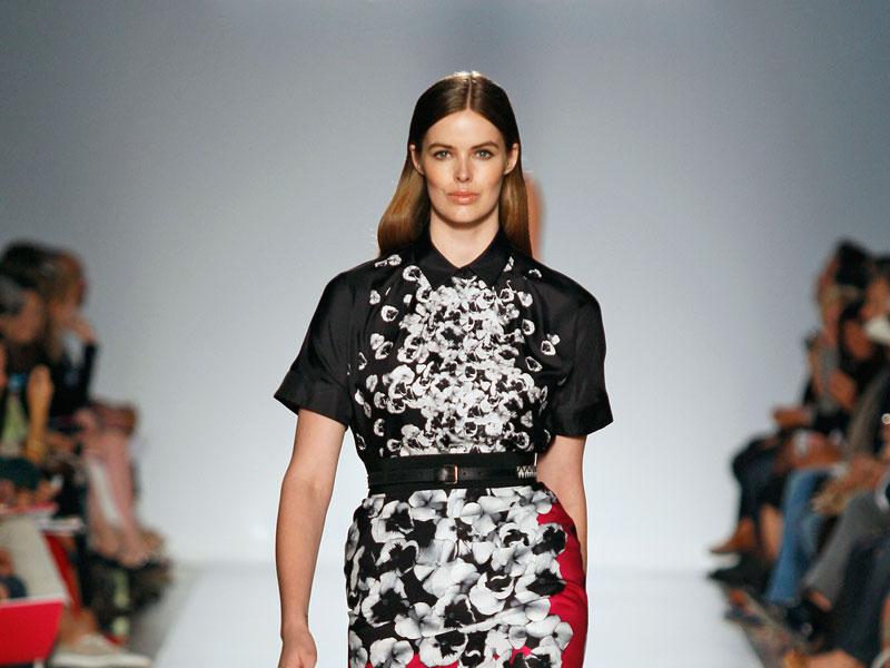 Elena Mirò, Moda Donna Milano P/E 2012