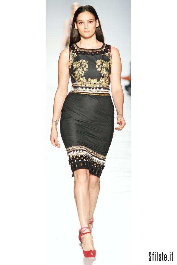 Elena Mirò, Moda Donna Milano P/E 2012 (foto 4)
