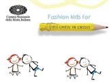 A Milano la moda Bimbo sfila per solidarietà: il 17 apre il casting